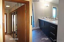 a groovy bathroom renovation, bathroom ideas, home decor