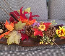 thanksgiving decoration fall mantel decorating, seasonal holiday d cor, thanksgiving decorations, Here is with more light