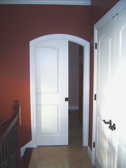 Arched Top Pocket Door Hometalk
