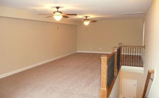 low ceiling solutions part 2 the ceiling fan it s pro s and con s, electrical, hvac, The Bonus Room from the last posting