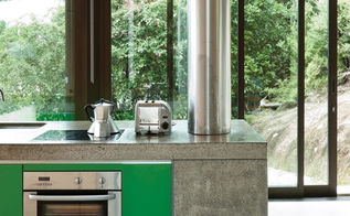 oven cleaning made easy green cleaning tips, appliances, cleaning tips, go green, Sleek Kitchen Design