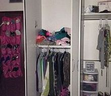 q help with organizing my closet, closet, organizing, Left side of my closet
