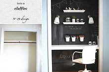 the cloffice reveal, bedroom ideas, closet