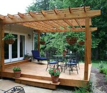 q i am looking for someone to build me a pergola, decks, outdoor living, patio, woodworking projects, looking for someone in my area with enough experience to do a nice job of this