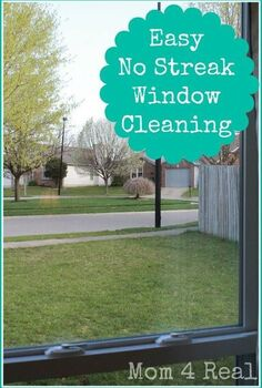 no streak window cleaner, cleaning tips, windows, No streaks