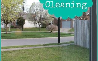 no streak window cleaner, cleaning tips, windows, No streaks