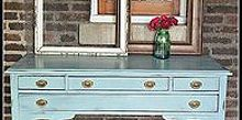 annie sloan chalk paint color review duck egg, chalk paint, painting