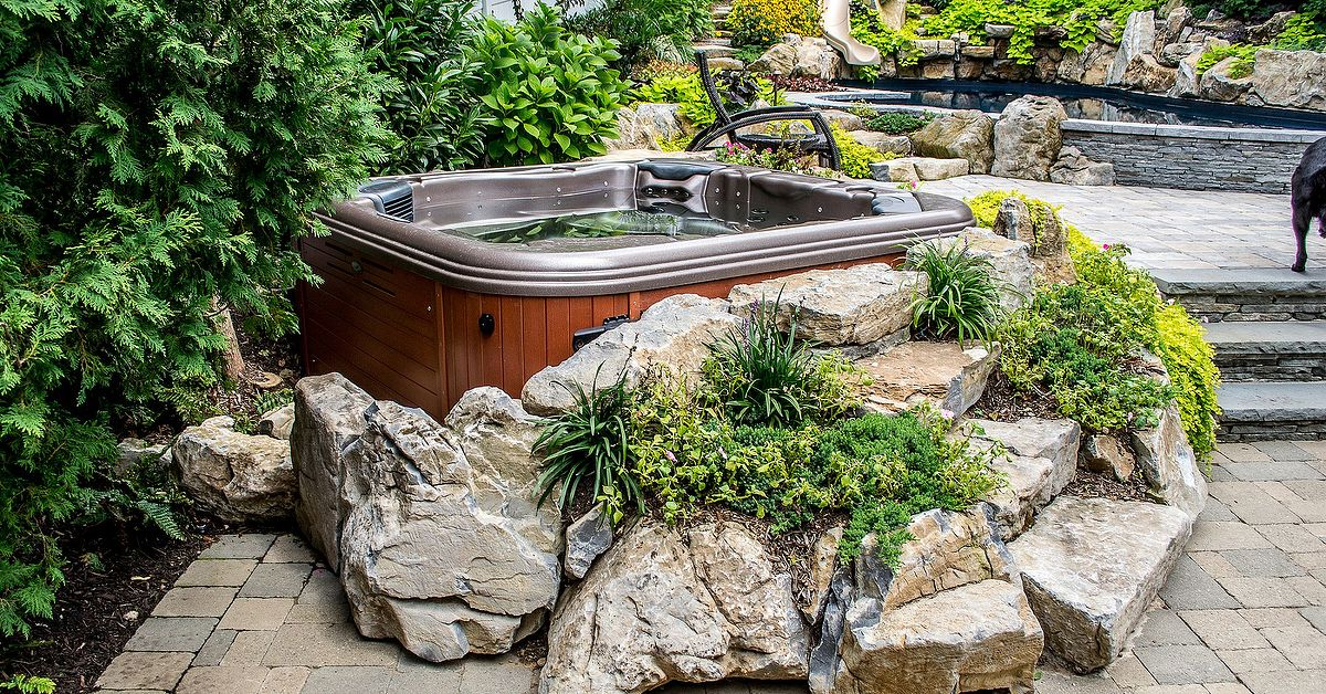Award Winning Projects With Hot Tubs And Spas Long Island