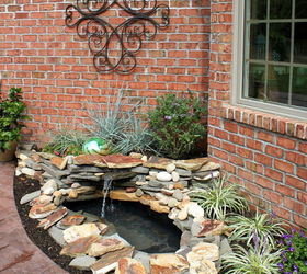 Diy Backyard Pond Amp Landscape Water Feature, Landscape, Outdoor Living,  Patio, Ponds