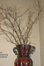 decorate with branches, home decor, Decorate with Branches
