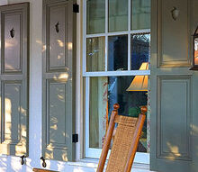 exterior shutters for your windows amp a timeless look for your house, curb appeal, home improvement, windows