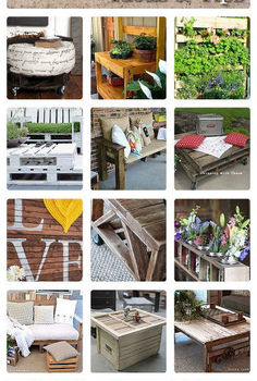 28 pallet repurposing ideas tips, painted furniture, pallet, repurposing upcycling