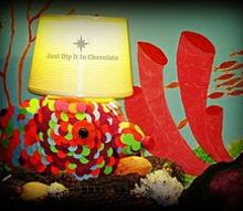 diy tide pods rainbow fish lamp, crafts, lighting, I have a happy kid and so would you if you decide to give this recycling project a try