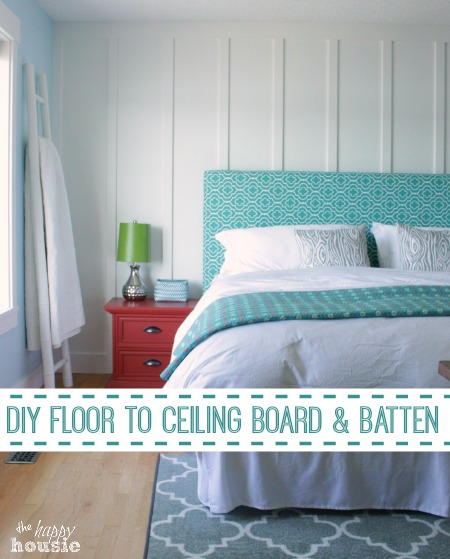 diy floor to ceiling board batten  bedroom ideas  diy  paint colors   painting. DIY Floor to Ceiling Board   Batten   Hometalk