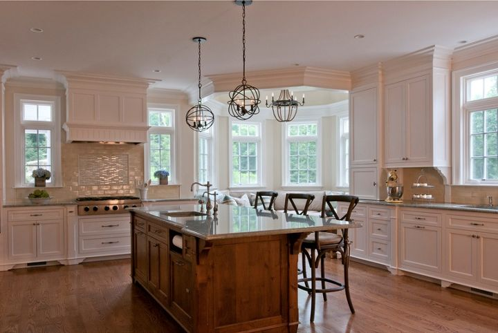 Transformations of a New England-Style Home with 21st Century ...