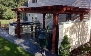 outdoor kitchen renovation lancaster pa, decks, landscape, outdoor living