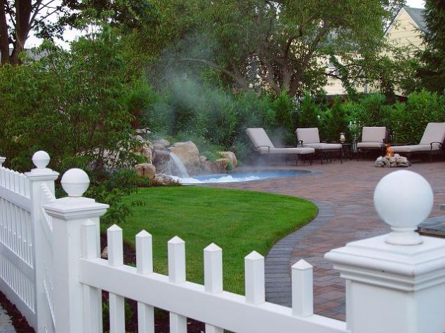 small backyard this spool is the perfect solution decks outdoor living patio