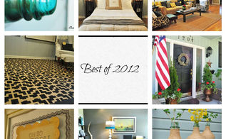 creatively living s best of 2012, home decor