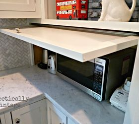 A Great Idea For Appliance Garage, Appliances, Kitchen Cabinets, Great Door  Option Lifts