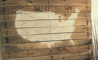 31 diy pallet ideas, diy renovations projects, pallet projects, DIY Pallet Wall Art