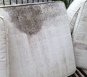 Beautiful How To Rehab Your Outdoor Furniture And Stained Cushions, Outdoor  Furniture, Outdoor Living,