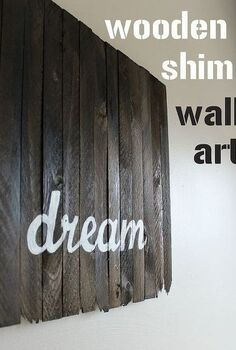 how to paint words on a wood sign, crafts, painting