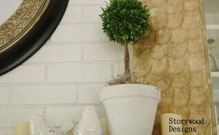 simple boxwood topiaries, crafts, home decor