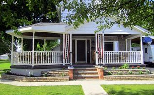 porch planning tips, outdoor living, porches, A new dining pavilion addition added square footage to this craftsman porch
