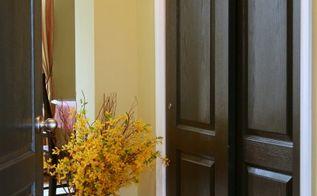 painting interior doors black, doors, painting