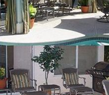 q 100 quick patio fix, outdoor living, patio