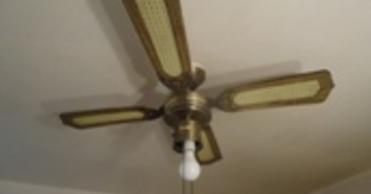 Replacing cool weather operation of heart a ceiling for Repurpose ceiling fan motor