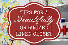 linen closet organization small home big ideas series, closet, organizing