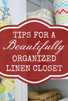 linen closet organization small home big ideas series, closet, organizing
