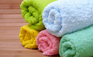 smelly towels 4 easy ways to fix it, cleaning tips