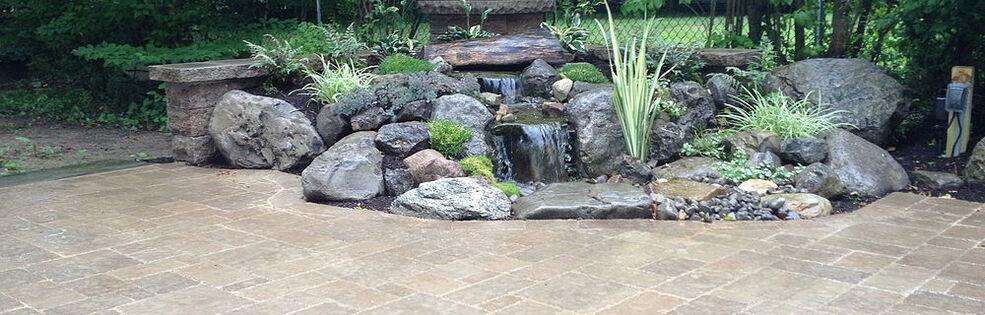Acorn Ponds & Waterfalls cover photo