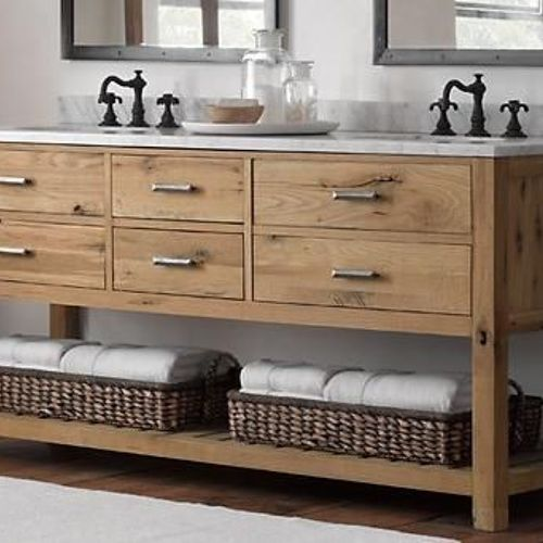 Bathroom Vanity Woodworking Plans