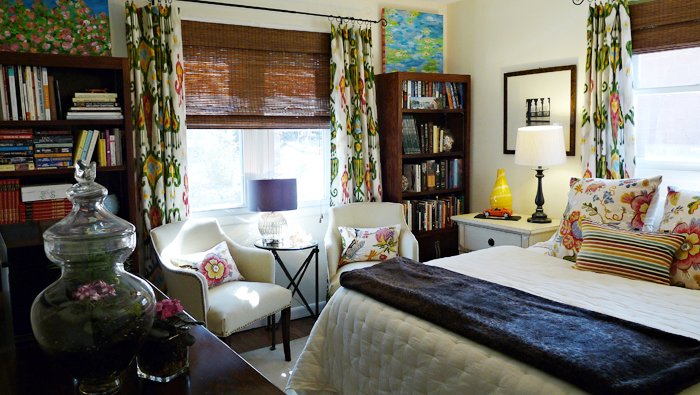 My Favorite Room Cozy Colorful And Eclectic Master Bedroom