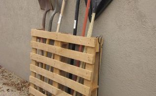 using ordinary pallets in a fantastic garden, gardening, pallet, repurposing upcycling