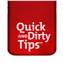 Quick and Dirty Tips