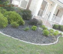landscaping, landscape, Front landscape