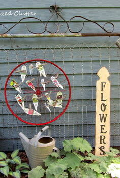 the secret to great junk garden vignettes, flowers, gardening, repurposing upcycling, Like old gates