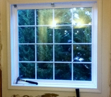 what to do with this window, home maintenance repairs, windows, The old window