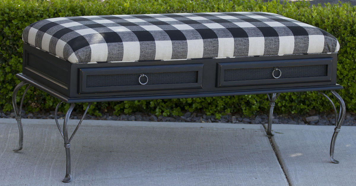 Coffee Table To Upholstered Bench Hometalk
