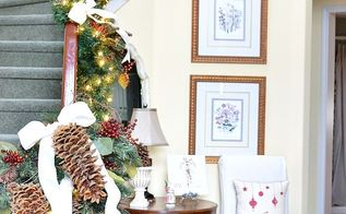 new years resolution for my home, seasonal holiday d cor, stairs