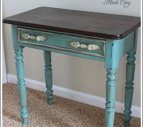 Chalk Paint Furniture Ideas, Chalk Paint, Painted Furniture, Leave The Top  Of A