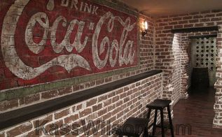 time travel, garages, home decor, This is truly a man cave It is themed around the Prohibition Era of the 1920 s