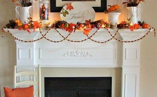 2012 fall great room, living room ideas, seasonal holiday decor, Time for a cozy fire