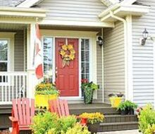 curb appeal, curb appeal, flowers, gardening, landscape