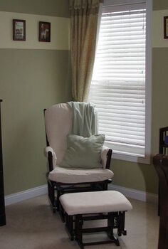 from crib to big boy bed a room makeover, bedroom ideas, home decor, The nursery before the makeover was outdated and gender neutral