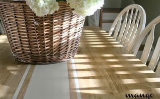 how to strip your dining room table the ez way, dining room ideas, home decor, painted furniture